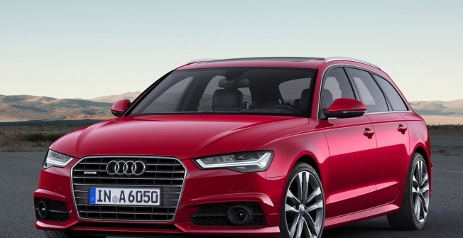 Audi Leasing Specialists in North Ayrshire