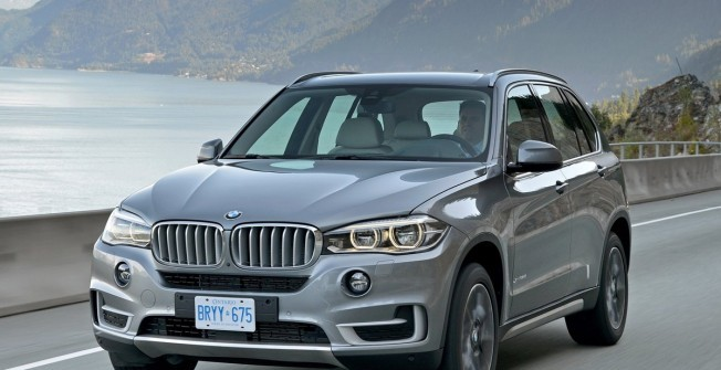 BMW X5 Lease in Swffryd