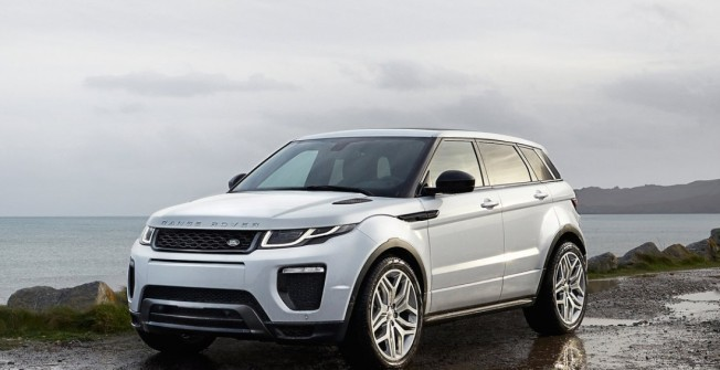 Land Rover Finance Plan in Barlanark