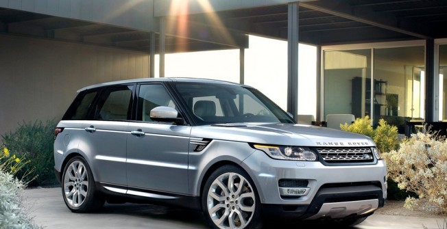 Land Rover Lease in Ballymoney