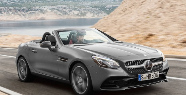 Lease Mercedes Vehicles in Ashbourne