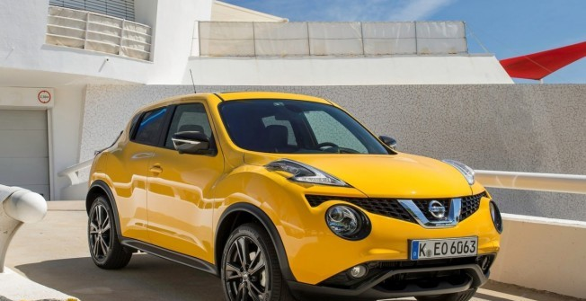 Nissan Juke Finance Deals in Perth and Kinross