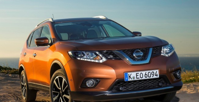 Nissan X-Trail Leasing in Borley