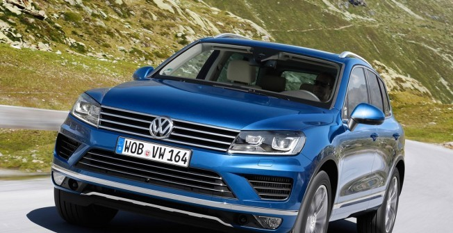 Contract Hire for Volkswagen in Berwick Hill