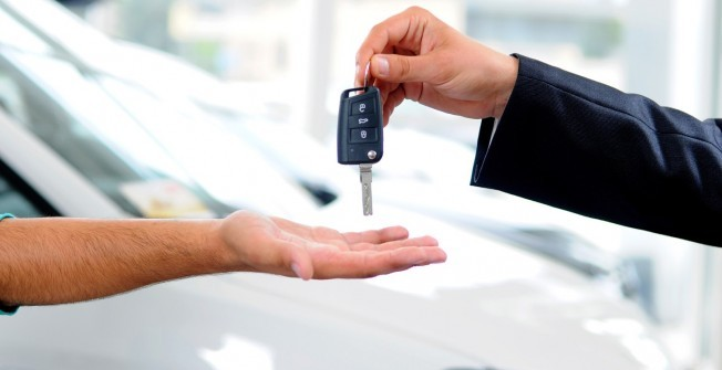 Personal Vehicle Financing in Lisburn